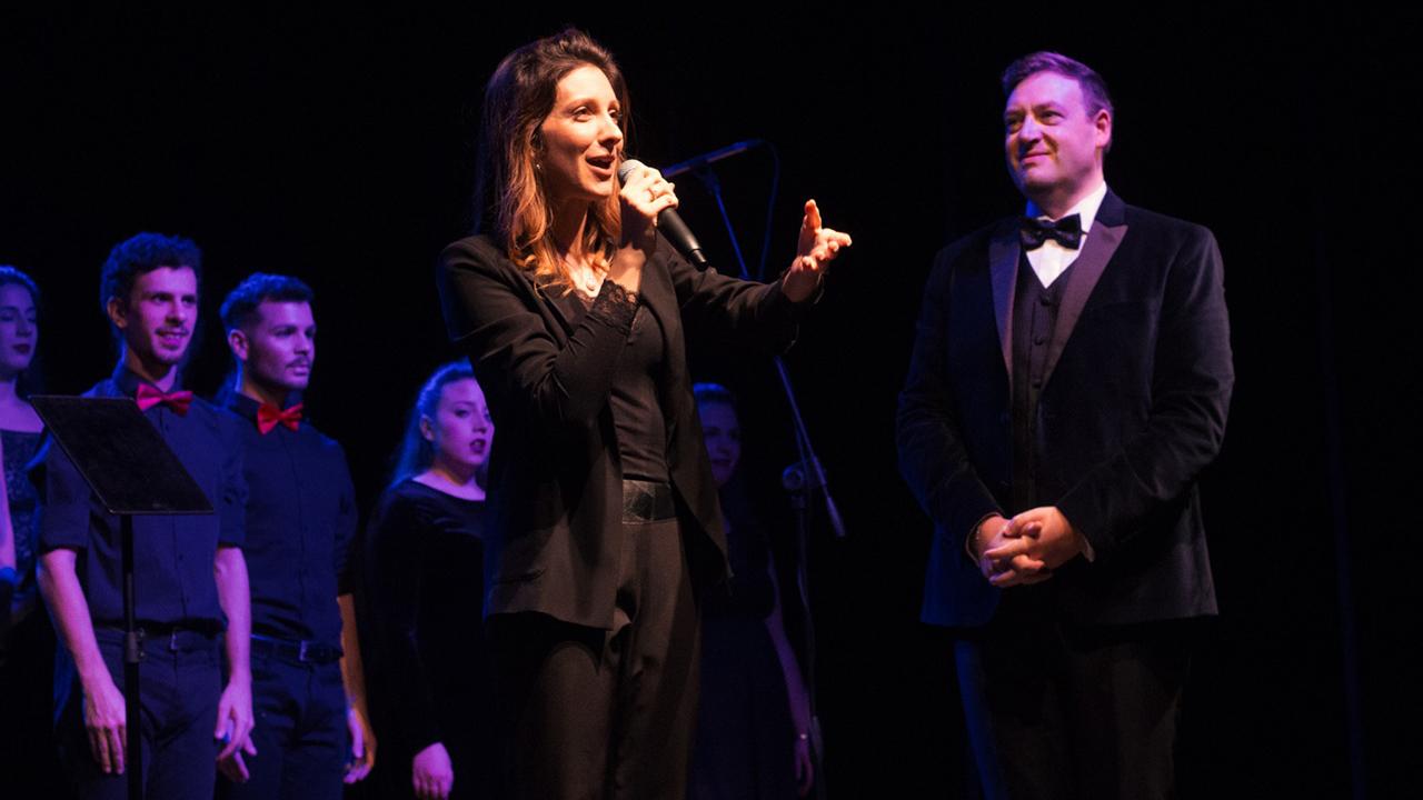 Scuola di canto per musical - TMA