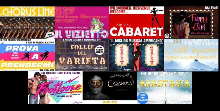 Musical in Italia: una bella notizia