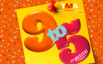 Torino Musical Academy: presto in scena con il musical Nine to Five.