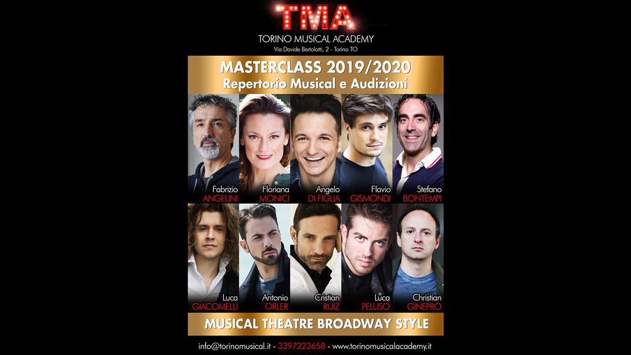 Scuola di musical Broadway style - TMA